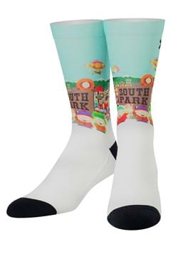 South Park Sublimated Crew Sock