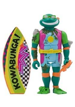 TMNT Reaction Figure Sewer Surfer Michelangelo