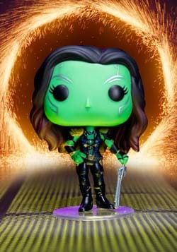 POP Marvel What If Gamora