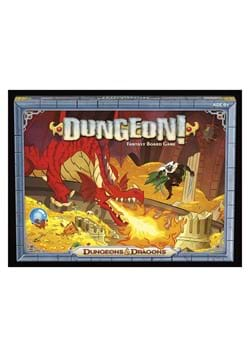 Dungeons and Dragons Dungeon Fantasy Board Game