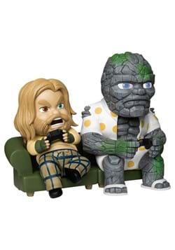 Beast Kingdom Avengers Endgame Bro Thor & Korg SDC