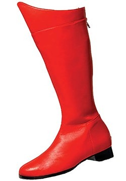 Adult Superhero Costume Boots
