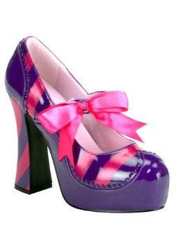 Women's Sexy Cheshire Cat Shoes