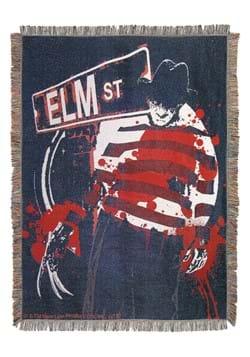 Nightmare on Elm Street Tapestry Throw