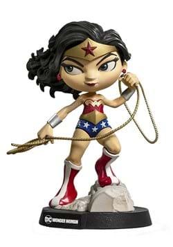 DC Comics Wonder Woman MiniCo Statue