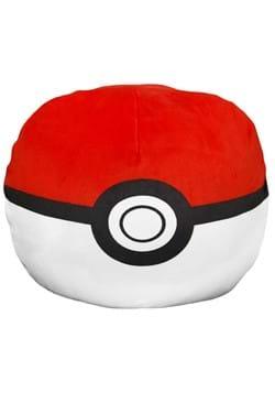 Pokemon Pokeball 11 Inch Travel Cloud Pillow