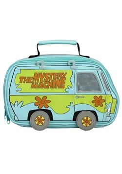 SCOOBY DOO MYSTERY MACHINE DIE CUT INSULATED LUNCH TOTE
