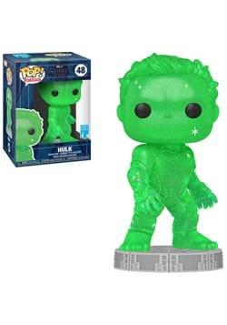 Funko POP Artist Series Infinity Saga Hulk GR