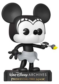 POP Disney Minnie Mouse Plane Crazy Minnie 1928 Figure