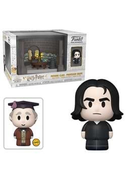 Mini Moments: HP Anniversary- Professor Snape