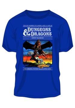 DUNGEONS & DRAGONS EXPERT RULEBOOK UNISEX TEE