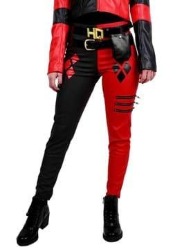DC Comics Harley Quinn Cosplay Leggings