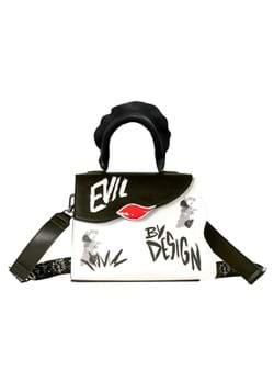 """Disney Cruella """"Evil By Design"""" Satchel Bag"""