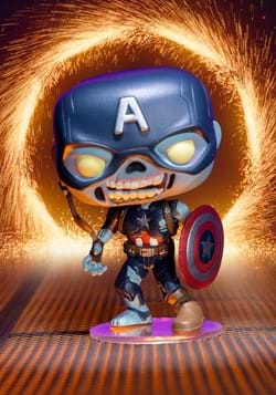 POP Marvel: What If - Zombie Captain America