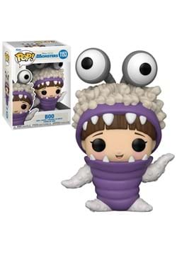 Funko POP Disney Monsters Inc 20th Boo with Hood Up