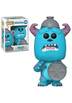 Funko POP Disney Monsters Inc 20th Sulley with Lid