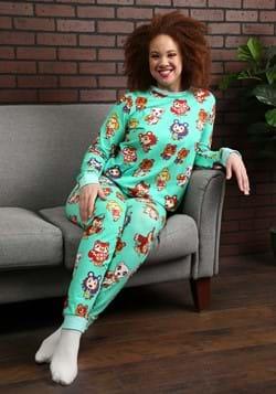 Cakeworthy Adult Animal Crossing PJ Set