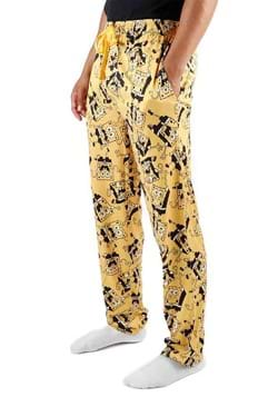 SpongeBob Character Toss Sleep Pants
