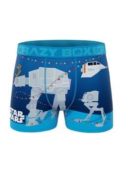 Men's STAR WARS - X-MAS AT-AT Boxer Briefs