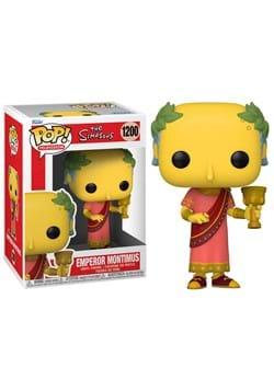 POP Animation Simpsons Emperor Montimus