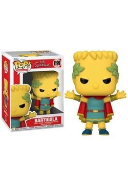 POP Animation Simpsons Bartigula Bart