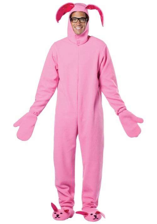 Pink Ralphie Bunny Costume