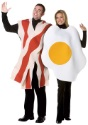 Adult Bacon and Eggs Costume