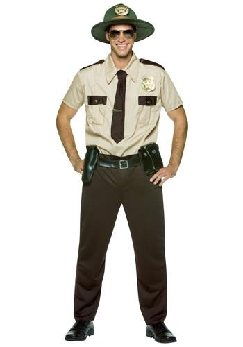 Men's Super Trooper Costume