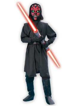 Star Wars Darth Maul Boys Costume