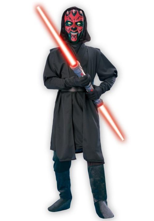 Star Wars Darth Maul Boys Costume