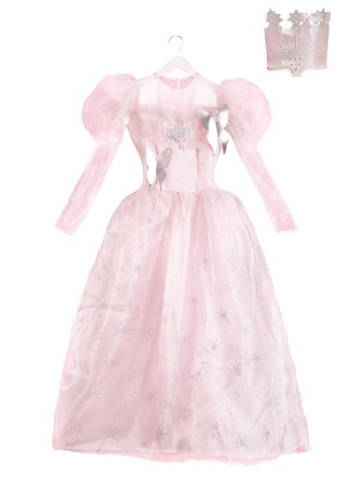 Women's Iconic Glinda Costume Alt 1