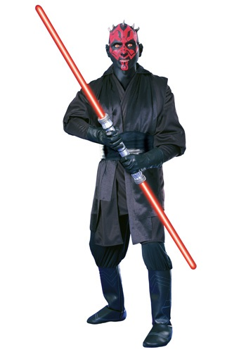 Supreme Darth Maul Adult Costume