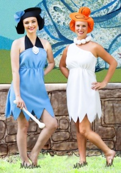 Wilma Flintstone Women's Costume