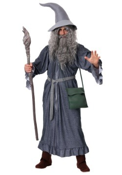 Gandalf the Gray Wizard Costume for Men