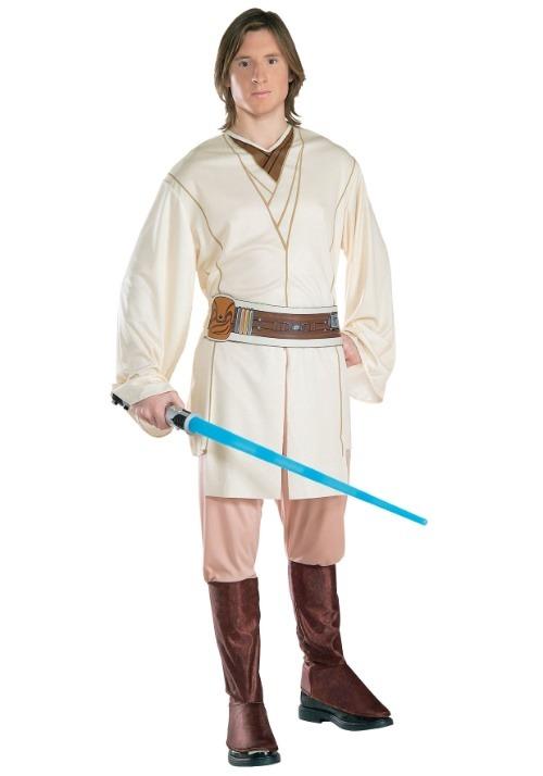 Young Obi-Wan Kenobi Adult Costume