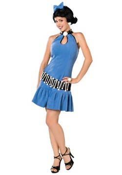 Women's Deluxe Betty Rubble Costume