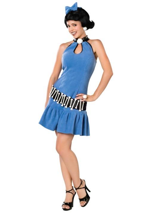 Women's Deluxe Betty Rubble Costume