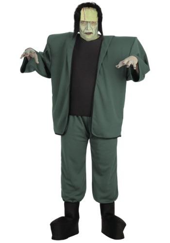 Adult Frankenstein Plus SizeCostume