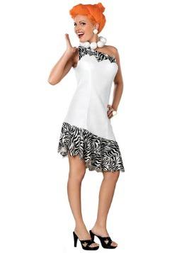 Plus Size Women's Wilma Costume
