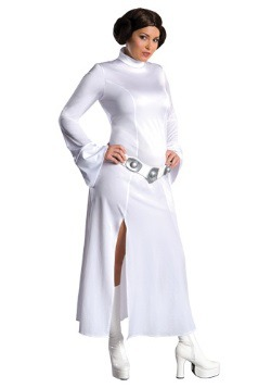 Women's Star Wars Plus Size Princess Leia Costume