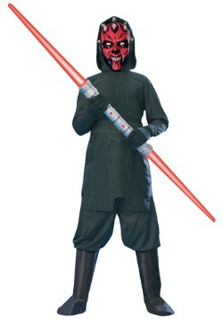 Star Wars Kids Darth Maul Costume