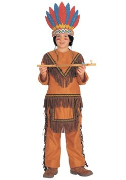 Native American Boys Costume