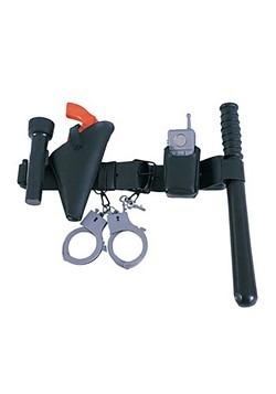Adult Cop Accessories Belt