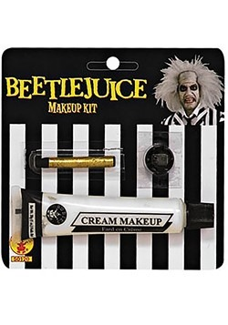 Movie Beetlejuice Makeup