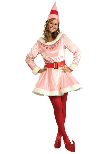 Women's Jovie Elf Costume