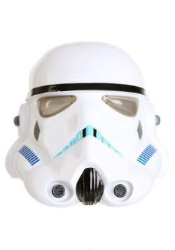 Two-Piece Deluxe Stormtrooper Helmet
