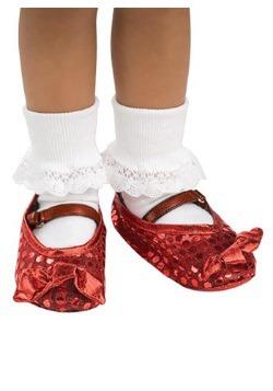 Kids Ruby Shoe Covers