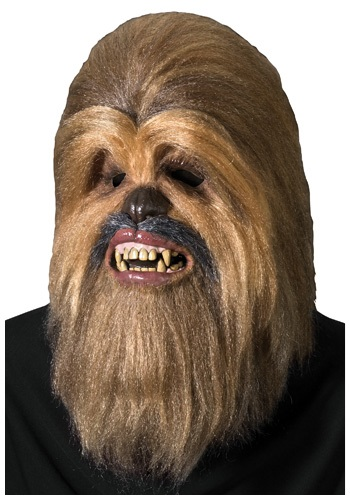 Authentic Chewbacca Mask