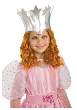 Wizard of Oz Kids Glinda Wig