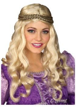 Women's Renaissance Blonde Wig